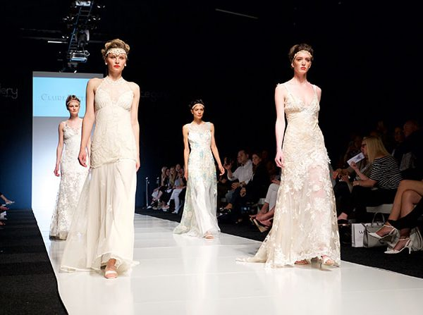 Bruidsjurken inspiratie op de London Bridal Week